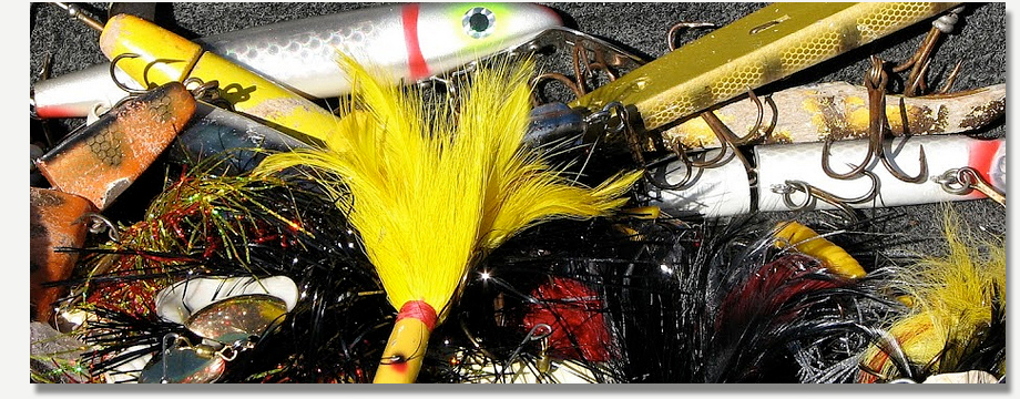 Fishing Gear to Bring to Alexander's on Rowan Lake